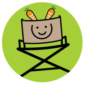 Carotte et lapin logo